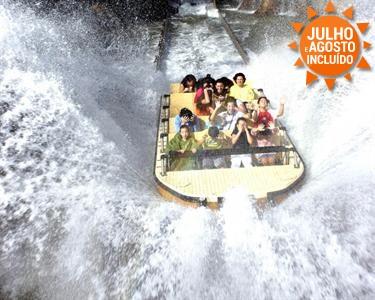 Isla Mágica + Noites em Hotel 4* | Comece o Verão em Grande