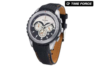 Relógio Time Force® Masculino | TF2911M-01