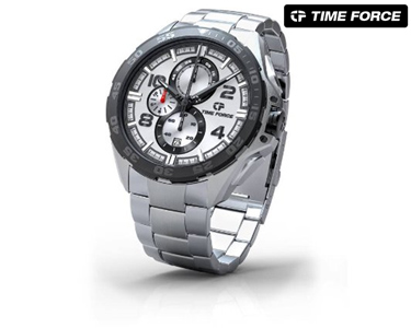 Relógio Time Force® Masculino | TF3328M-02M
