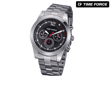 Relógio Time Force® Masculino | TF3346M01M