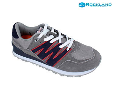 Ténis Rockland® Forum Fitness Cinza | Actividades ao Ar Livre