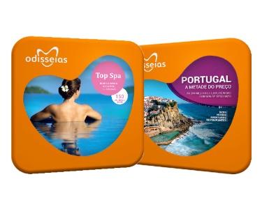 2 Presentes (para ti ou para oferecer): Top SPA + Portugal a Metade do Preço