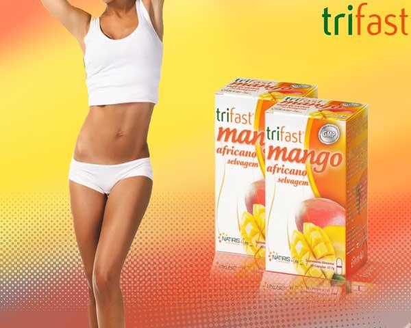 Trifast® Mango Africano | Controle o seu peso em 3 tempos