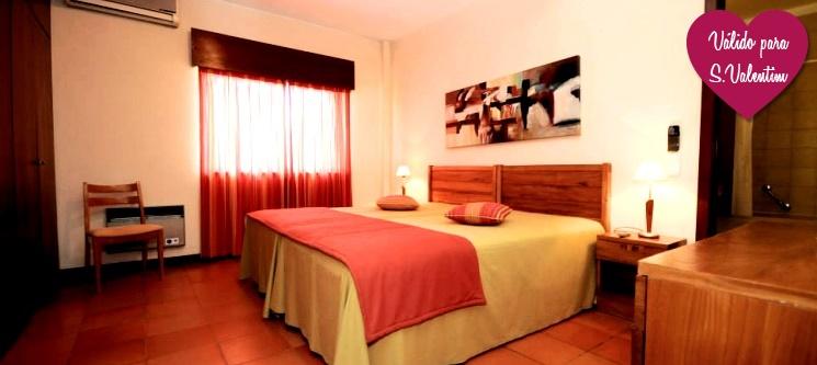 Especial Algarve 2 Noites! S. Valentim Apaixonante no Hotel Turoásis