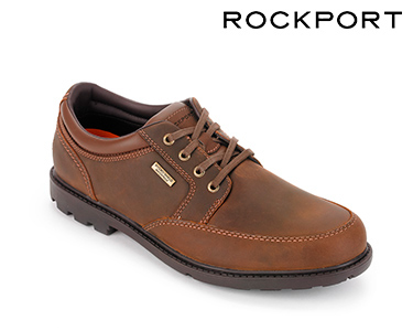 Sapatos Rockport® MudGuard | Castanho