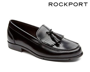 Sapatos Clássicos Rockport® Loafer Tassle | Preto
