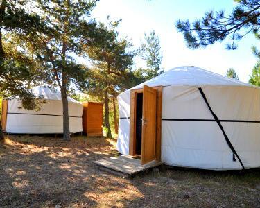 Vale do Rossim Eco Resort | Serra da Estrela - Noite em Yurt com Opção de Jantar