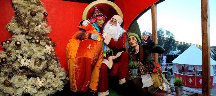 Sinta a Magia! Noite de Sonho & Entradas no Óbidos Vila Natal