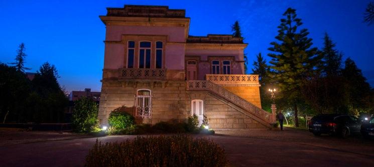 Hotel Villa Garden Braga 4* | 1 ou 2 Noites Inesquecíveis a Dois c/ Opção de Jantar!
