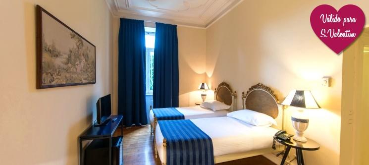 Especial São Valentim c/ Jantar Romântico | Hotel Villa Garden Braga 4*