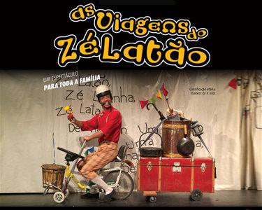 «As Viagens do Zé Latão» | Teatro Infantil | Villari-Te | Teatro Villaret