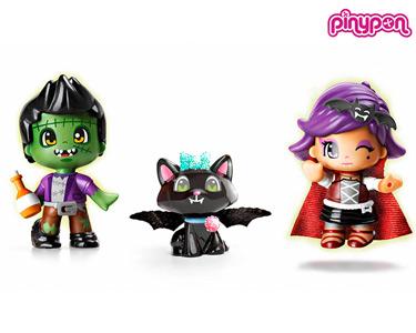 PinyPon |  Figuras de Terror!