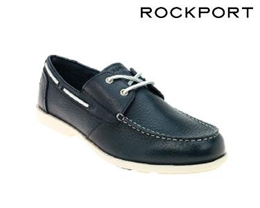 Sapatos Casuais Rockport® Eye Federal | Azul Marinho