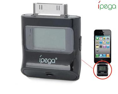 Alcóolimetro para iPhone, iPad, iPod | Portátil e Fiável!