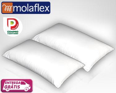Almofadas Molaflex HipoalergénicasX2