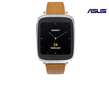 ASUS ZenWatch®  | Compatível com Ios e Android