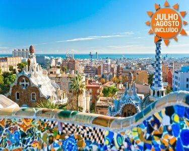 Escapadinha a Barcelona | 2 Noites + City Tour