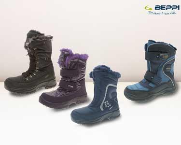 Botas para a Neve Beppi® | Tamanhos 35 a 42