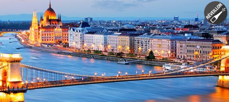 Reveillon 2016 | Budapeste | Voos + 4 Noites