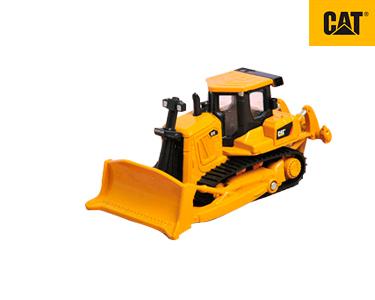 Camião Construção Metal 9 cm CAT® | Bulldozer