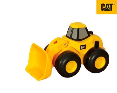 Máquina Construção Fricção 11 cm CAT® | Bulldozer