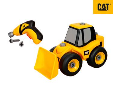 Máquina Construção 28 cm CAT® | Bulldozer