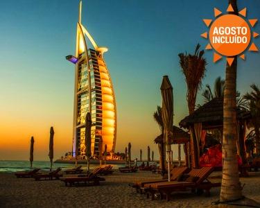 Dubai | O Sonho do Oriente | Voos + 4 Noites