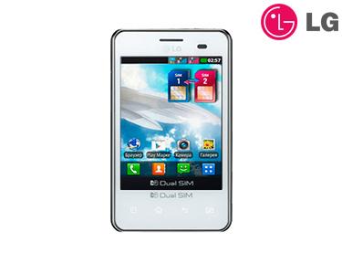 Smartphone LG® Maximo L3 | Dual Sim