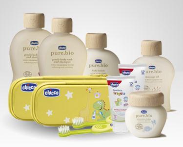 Chicco-Pure.Bio e Higiene Oral