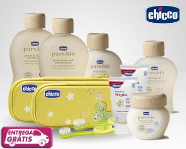 Chicco - Pure.Bio e Higiene Oral