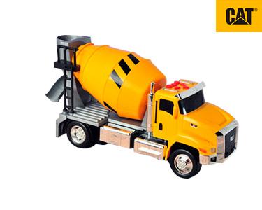 Veículos Construção 33 cm CAT®   Camião Betão