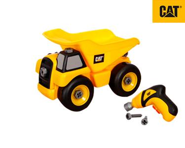 Máquina Construção 28 cm CAT® | Camião Carga