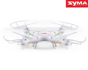 Drone Drone X5 2MP 2.4G R/C 4CH Quad 31 cm Syma