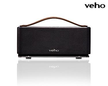 Coluna Bluetooth Wireless c/ Microfone   Veho®