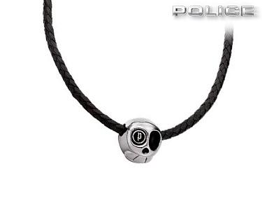 Fio Skull Police® | Pele Preta