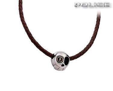Fio Skull Police® | Pele Castanha