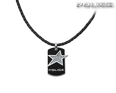 Fio Rock Star Police® | Pele Preta