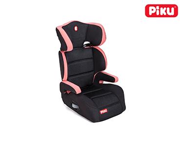 Cadeira Auto Piku® Ajustável | Grupo 2/3 Rosa