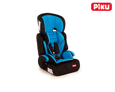 Cadeira Auto Piku® | Grupo 1/2/3 Azul