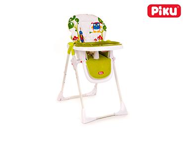 Cadeira Alta Piku® c/ Tabuleiro Regulável