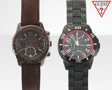 Relógios Guess® | Castanho ou Preto