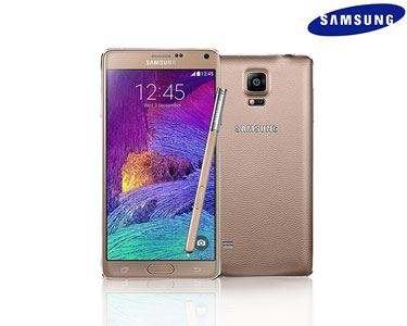 Samsung Galaxy Note 4 32GB | Dourado