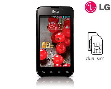 Smartphone LG® Maximo L5II | Dual Sim
