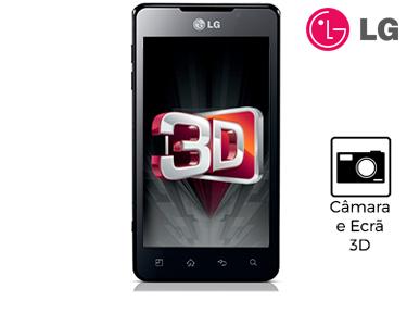 Smartphone LG® Maximo 3D Preto | 8GB