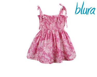 Vestido de Alças Blura® Rosa | Escolha o Tamanho