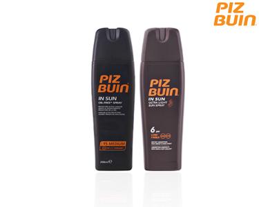 Piz Buin In Sun Spray | Escolha a sua opção