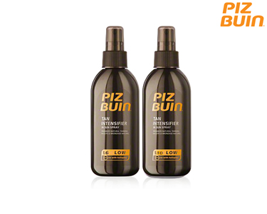 Piz Buin Tan Intensifier Óleo seco bronzeador | Escolha a sua opção