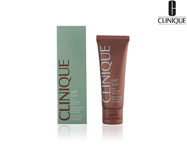 Gel Bronzeador p/ Rosto  50 ml | Clinique®