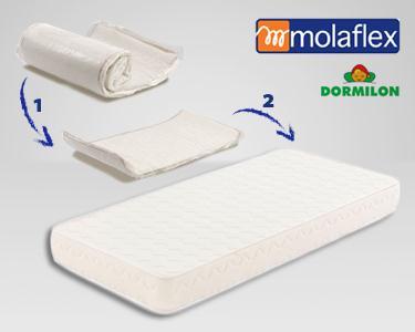 Colchão Molaflex com Viscoelástica