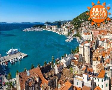 Fly & Drive | Dubrovnik + Split | Voos + 7 Noites + Aluguer de Viatura